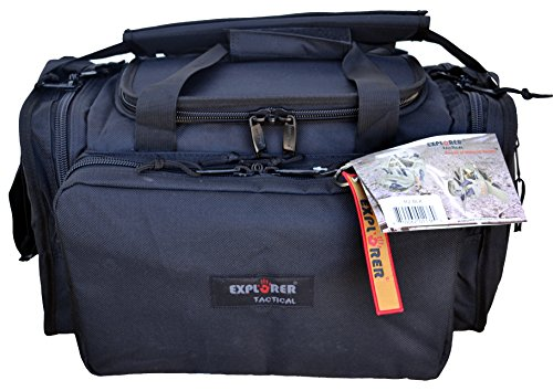 Explorer Tactical Range Ready Bag 18-Inch Black