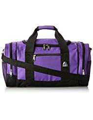 Everest Crossover Duffel Bag, Dark Purple, One Size