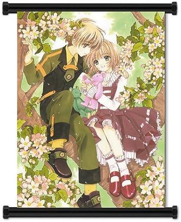 Card Captor Sakura Daidouji Tomoyo Wall scroll Poster Kunstdrucke Bider Druck