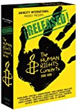 Released: The Human Rights Concerts 1986-1998 (6 DVD Set)
