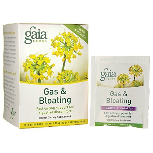 Tea Gas Bloating 16 Tea Bags product image