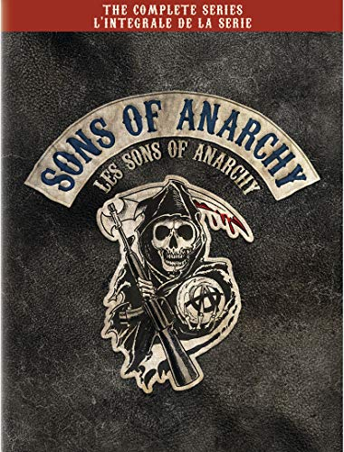 Sons Of Anarchy: Complete Series (Bilingual)