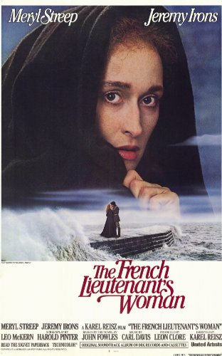 - The French Lieutenant's Woman Poster Movie 11x17 Meryl Streep Jeremy Irons Leo McKern Lynsey Baxter