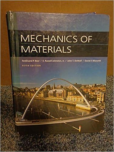 Mechanics of materials ferdinand p beer e russell johnston john mechanics of materials 5th edition fandeluxe Choice Image