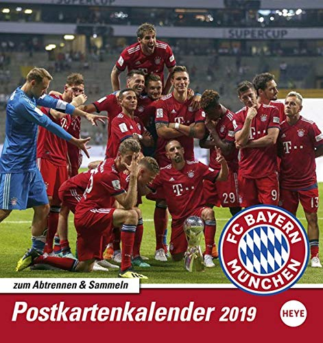 How to buy the best bayern calendar 2019?