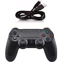 CONTROLE PS4 PLAYSTATION 4 COM FIO VIDEO GAME PC USB ORIGINAL KNUP