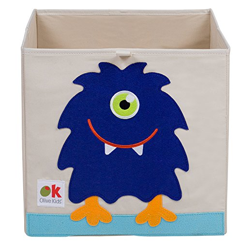Olive Kids Monster Storage Cube (Monster Cube)