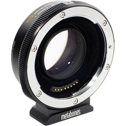 Metabones Canon EF to Sony E-Mount T Speed Booster ULTRA II 0.71x Adapter (Fifth Generation) by Metabones