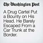 A Drug Cartel Put a Bounty on His Head. He Barely Escaped From a Car Trunk at the Border. | Kyle Swenson