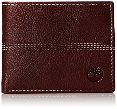 Timberland Men's Sportz Quad Passcase, Burgundy, One Size