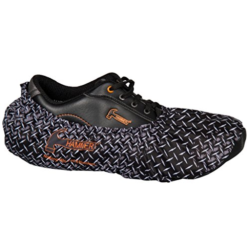 Hammer Shoe Cover Diamond Plate (Covers For Bowling Shoes)