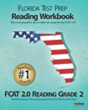 FLORIDA TEST PREP Reading Workbook FCAT 2. 0 Reading Grade 2, Test Master Press Florida, 1478209046