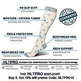 MUM'S MEMORY Graduated Compression Socks for Women
