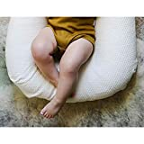 Snuggle Me Organic | Puddle Pad | Elastic Fitted