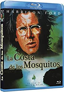 The Mosquito Coast [ Blu-Ray, Reg.A/B/C Import - Spain ]