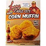 Larry the Cable Guy Spicy Corn Muffin Mix 10.5 Oz. Box....you Gotta Try It! Git-r-done