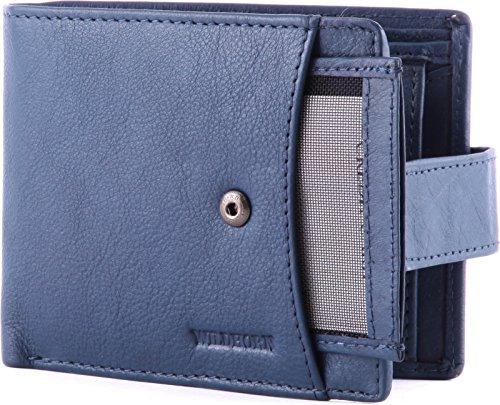 WildHorn WH272 Blue Men's wallet