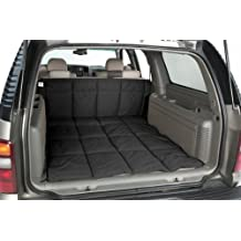 Canine Covers Custom Fit Cargo Area Liner for Select Acura MDX Models - Polycotton (Charcoal)