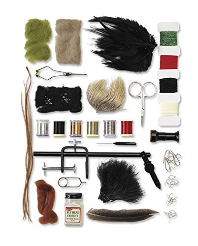 fly fishing tie kit - 7