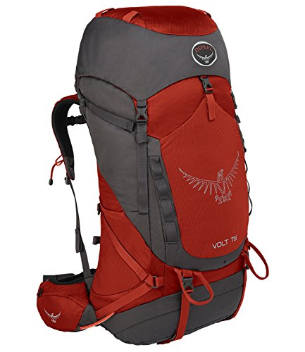 Osprey Packs Volt 75 Backpack, Carmine Red