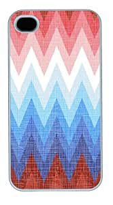 iphone 4S the best cases patterns abstract colors parallax 1 1 4 PC White for Apple iPhone 4/4S