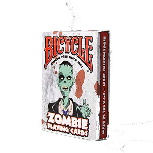 Bicycle Zombies Playing Cards -