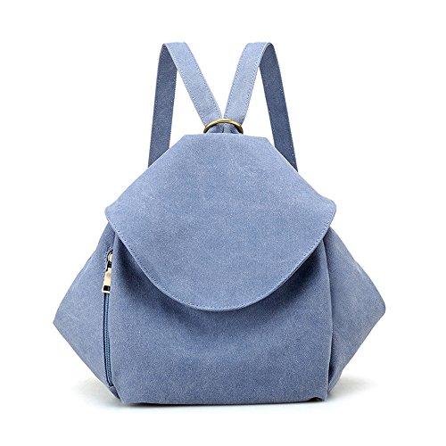 Bolsos Bolso Shoppers de Bandolera Azul hombro Bolsa de Shopper mochila para Cielo totes bolsos Bolsos Lona de y bandolera mujer Tote Bolsos Mujer ocio EqTFv
