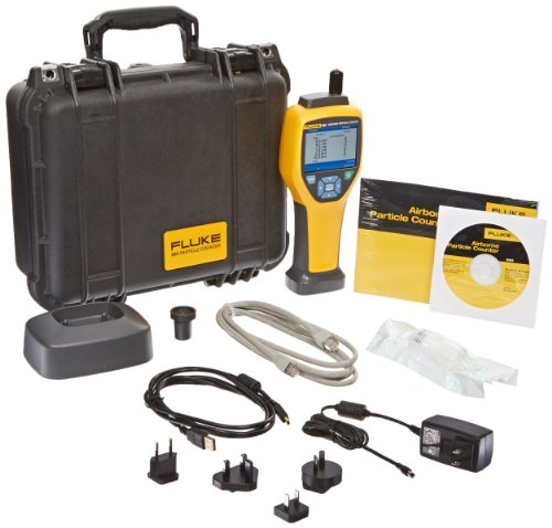Fluke 985 6 Channel Indoor Air Quality Particle Counter from Fluke