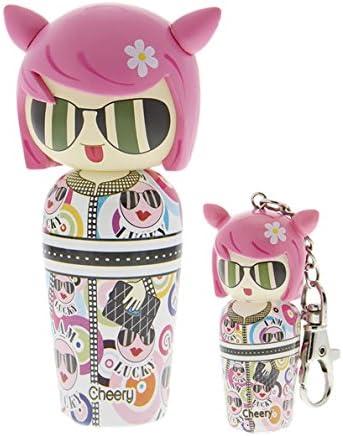 Kokeshi Valeria attinelli Bambu estuche Mini puerta llaves/Eau de Toilette 50 ml: Amazon.es: Belleza