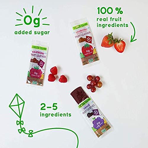 Stretch Island Fruit Leather Snacks Variety Pack, 0.5 Ounce, Pack of 140 (Pack of 140) by Stretch Island (Image #4)
