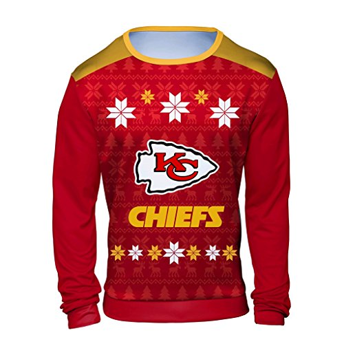 Kansas City Chiefs Ugly Sweater Chiefs Christmas Sweater