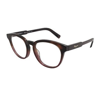 3fec1bd375 Image Unavailable. Image not available for. Color  Salvatore FERRAGAMO Rx  Eyeglasses ...