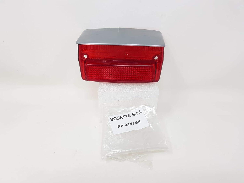 GEMMA FANALE POSTERIORE NERO VESPA 50 SPECIAL//ELESTART BOSATTA RP216
