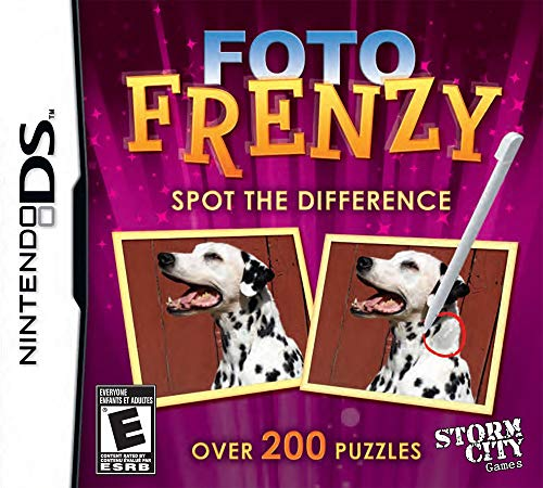 Foto Frenzy: Spot the Difference (Certified Refurbished) by Storm City Entertainment (Image #7)