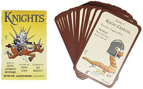 Munchkin Knights Card Game