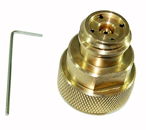 sodastream co2 tank paintball cartridge refill adapter conversion kit brass adapter buy online. Black Bedroom Furniture Sets. Home Design Ideas