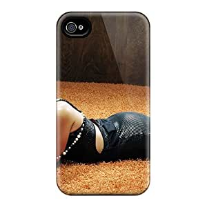 Awesome Nelly Furtado Flip Case With Fashion Design For Iphone 4/4s