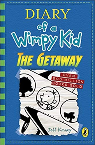 Diary of a Wimpy Kid: The Getaway (Book 12): Amazon.co.uk: Kinney, Jeff:  Books
