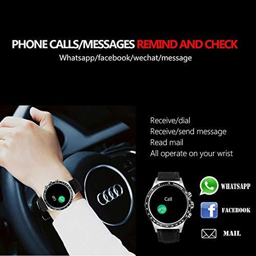 Appearancees Clover LEMFO Y3 - Reloj Inteligente con GPS WiFi 3G y ...