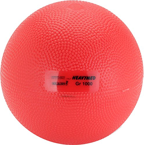 Gymnic Heavymed Medicine Ball Red product image