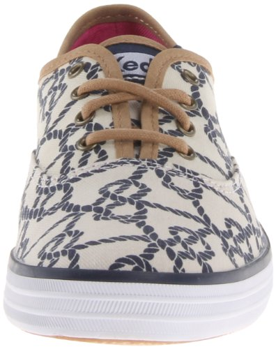 Keds Womens Champion Knot Natural