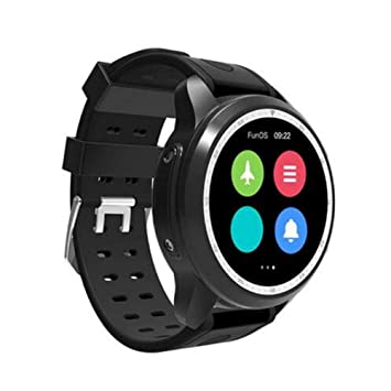 ZLOPV Pulsera 2019 Smart Watch KC03 1.3 Pulgadas Android 6.0 2.0mp ...
