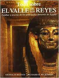 Todo sobre el Valle de los Reyes Grandes libros ilustrados