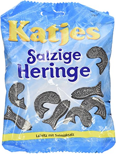 Katjes Licorice (Katjes Salzige Heringe