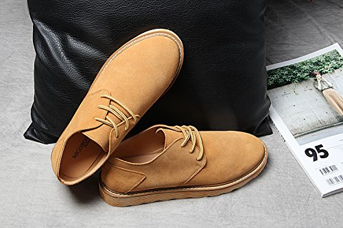 casual nbsp; spring shoes GUNAINDMX yellow nbsp;Men's wild HIxBWtw