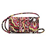 Vera Bradley Wallet with Strap Puccini