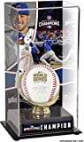 Kris Bryant Chicago Cubs 2016 MLB World Series Champions Autographed World Series Logo Baseball and Baseball Display Case with Image - Fanatics Authentic Certified