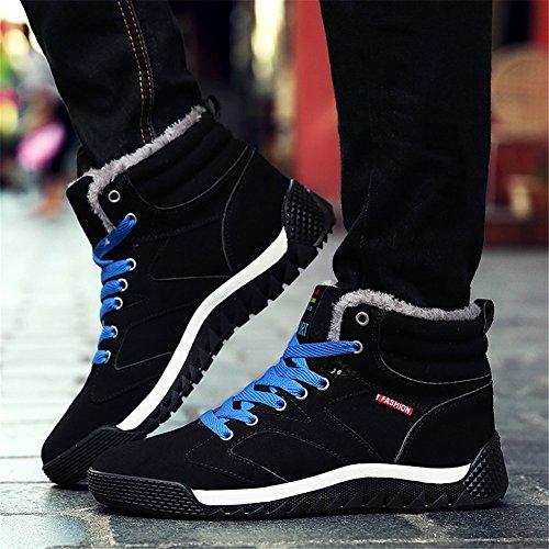 BenSports uomo uomo Nero Nero BenSports Stivali Stivali BenSports Stivali uomo qHwpw