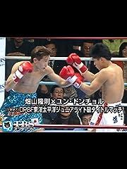 畑山隆則×ユン・ドンチョル(1997) OPBF東洋太平洋ジュニアライト級タイトルマッチ