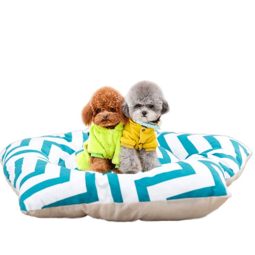 E L E L PLDDY pet Bed Kennel, Pet Dog Sleeping Mat Sleeping Mat Pet Sleeping Mat Kennel Sleeping Mat (color   E, Size   L)